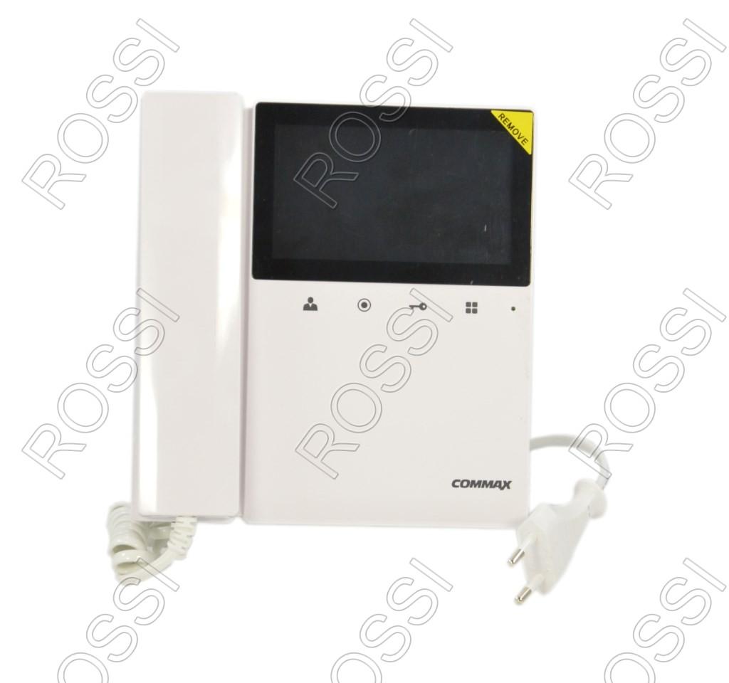 видеодомофон commax cdv-70u схема подключения