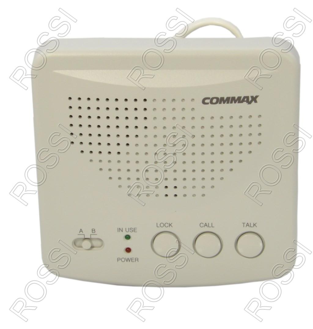 Схема громкой связи commax